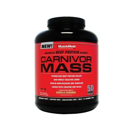 Nagyker Musclemeds - Carnivor Mass - 2,7 kg