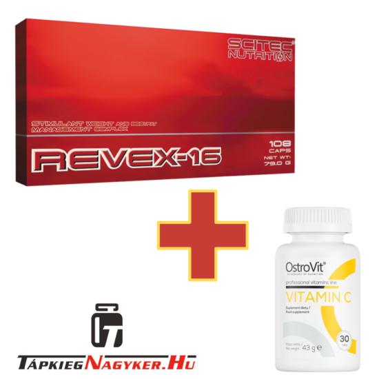 Scitec Nutrition Revex-16 (Adipokill) - 108 caps