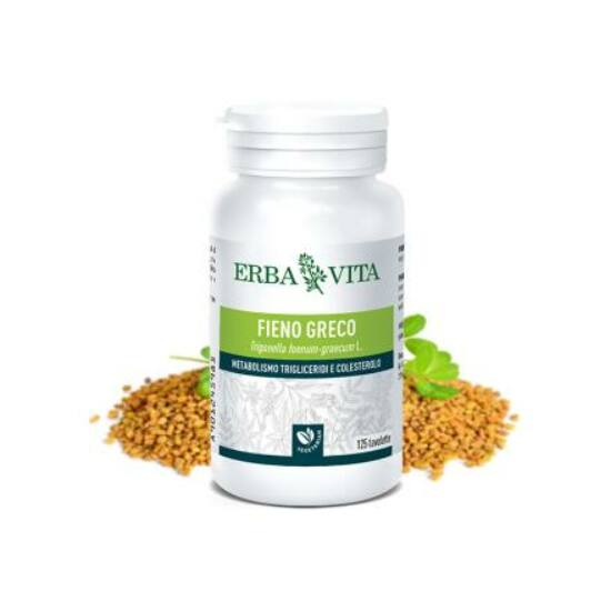ErbaVita® Mikronizált Lepkeszeg/Görögszéna tabletta - Természetes növényi fitoösztrogén forrás (diosgenin)!