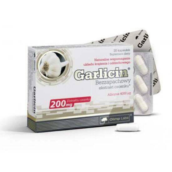 Garlicin®- szagtalanított fokhagyma kivonat