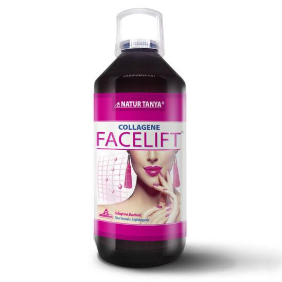 Specchiasol® COLLAGENE FACELIFT ® Szabadalommal védett, folyékony kollagén koncentrátum.