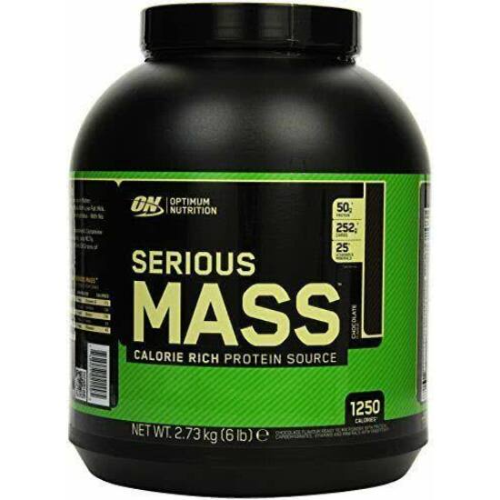 Optimum Nutrition Serious Mass - 2727g
