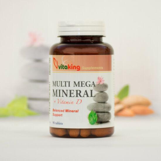 Vitaking MULTI MEGA MINERAL