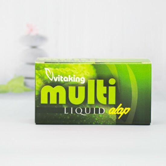 Vitaking MULTI LIQUID ALAP MULTIVITAMIN