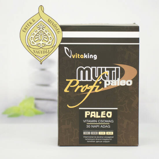 Vitaking Multi Paleo Profi Multivitamin