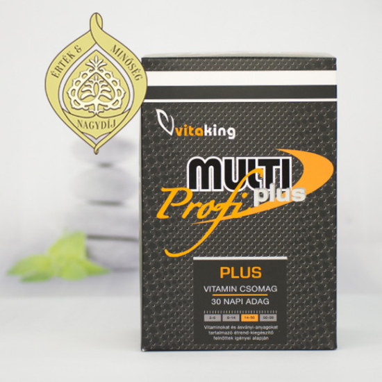 Vitaking Multi Plus Profi Vitamincsomag