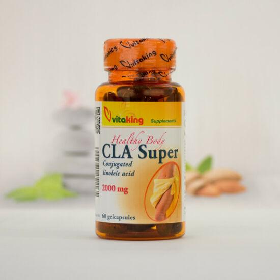 Vitaking Cla Super – Konjugált Linolsav