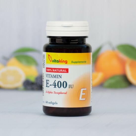 Vitaking E-vitamin 400NE