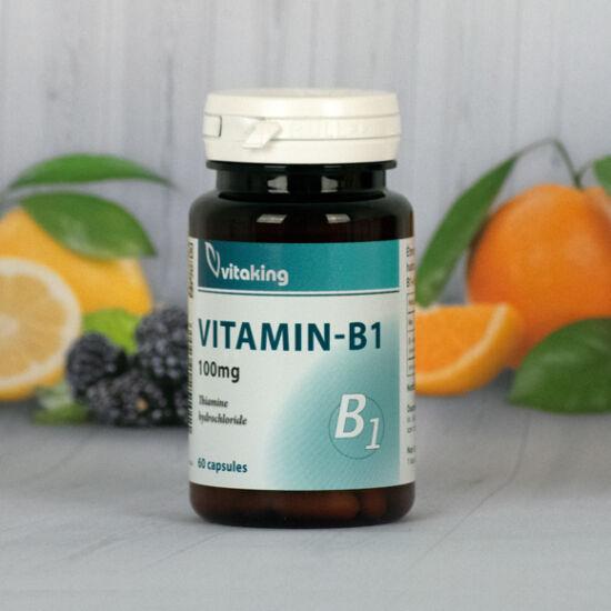 Vitaking B1-Vitamin 100 mg – tiamin