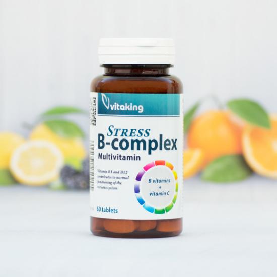 Vitaking STRESSZ B-KOMPLEX