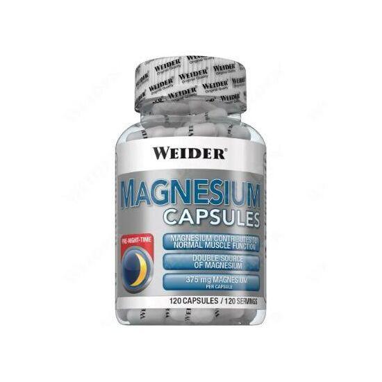 Weider Magnesium Caps