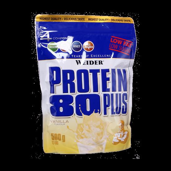 Weider protein 80 plus 500g Vanilia