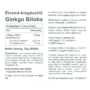 Kép 2/2 - Vitaking Ginkgo Biloba Forte 120 mg (60)