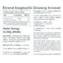 Kép 2/2 - Vitaking Ginseng kivonat 400 mg (60)