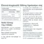 Kép 2/2 - Vitaking Ligetszépe Olaj 500 mg (100)