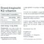 Kép 2/2 - Vitaking K2-VITAMIN (30)