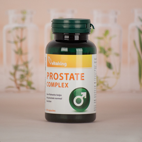 Gyógynövények komplex a prostatitis